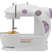 Multifunctional Sewing Machine for Home with Focus Light Blue