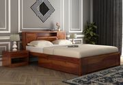 Check out New Range of Space Saving beds at Wooden Street