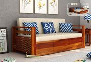 Best Collection of Wooden Sofa Set Design @ Wooden Street