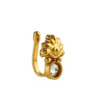 Buy bridal nose rings online at best price by Anuradha Art Jewellery