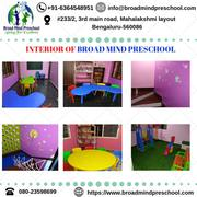 Best Preschool in Rajajinagar