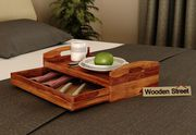 Buy Wooden Tray Online at Low Prices - Wooden Street