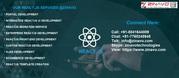 React JS Website Development Company | Zinavo