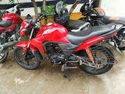 Honda cb twister 2013 like brand new