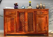 Heavy Discounts on Wooden Cabinet online in India from Wooden street