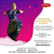 classical dance classes in hsr layout