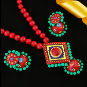 Shop for Terracotta Jewellery & Handcrafted Clay Jewelry at Low Price