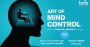 Art of Mind Control- Free Workshop at ISKCON Rajajinagar Bangalore