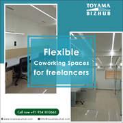 Shared Office Spaces near Manyata Tech Park
