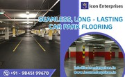 Micro Topping Concrete Flooring Call: +91 9845199670
