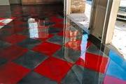 Metallic Epoxy Floor Coating Call: +91 9845199670