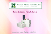 fume extractor manufacturers