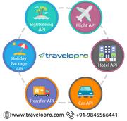 White Label Travel Website