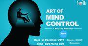 Art of Mind Control- Free Workshop ISKCON Rajajinagar Bangalore