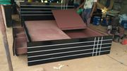 queen size storage double bed factory outlet free delivery