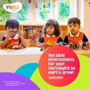 Best Preschool in Jayanagar   Playschool,  Daycare near me