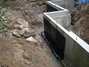 Retaining Wall Waterproofing | Waterproofing of retaining walls