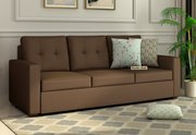 Check Latest Collection of three seater sofa Online at Wooden Street