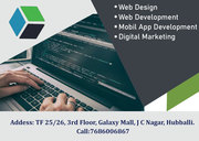 Web Design & Digital Marketing Company in Hubli.   Call: +91 7686006867