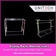 Storage Racks Manufacturers| Display Racks Manufacturers