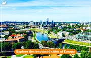 Explore the renowned cities of Europe | Shoes On Loose
