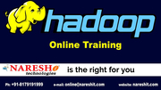 HADOOP ONLINE TRAINING – Naresh I Technologies