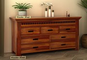 Choose captivating range of wooden Chester Drawers furniture online