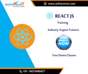 Best React Development Training Institute in Bangalore