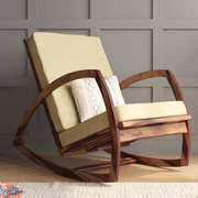 Wooden easy chairs : Buy online in India at WoodenStreet