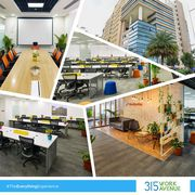 coworking office space in bangalore