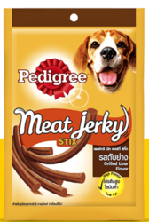 Pedigree Care and Treats Adult Meat Jerky Stix Grilled Liver