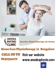 Anooka Physiotherapy At Home   Home Care Physiotherapy in Bangalore