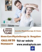Physiotherapy Clinic in Sadashiva Nagar,  Bangalore