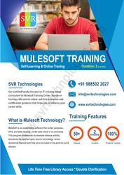 Mulesoft Training Bangalore | 40  Hours Course