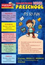 Virtual Preschool / Online Preschool