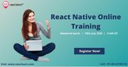 React Native Online Training in Bangalore