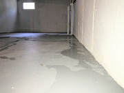 Waterproofing exterior basement wall