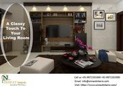 Master bedroom interior designer in bangalore   onnextinterio