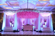 Wedding Backdrop Decoration | Wedding Stage Decoration | Reception Sta