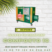 Compost machine manufacturers