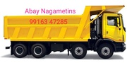Need 5 Tippers for Monthly Rent or Lease (10 wheels) Abay Nagametins.