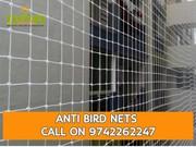 Anti Bird Protection Nets www.balconysafetynetbangalore.co.in