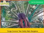 Coconut Tree Safety Nets In Bangalore www.balconysafetynetbangalore.co