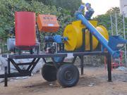 CLC BLOCK MAKING MACHINE IN INDIA