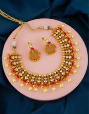 Buy Latest Wedding Jewellery from Anuradha Art Jewellery