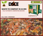 Compost Machine in delhi