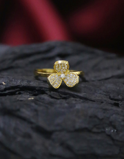 Shop for Finger Ring Design Online from Anuradha Art Jewellery