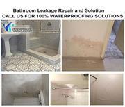 Bathroom Tiles Joints Leakage Waterproofing