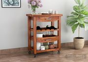 Browse Modern Kitchen Storage Rack Online at Wooden Street