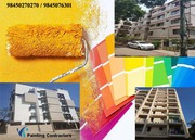 Exterior house painters in Bangalore